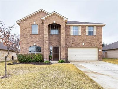 Georgetown Single Family Home Pending - Taking Backups: 30107 Drifting Meadow Dr