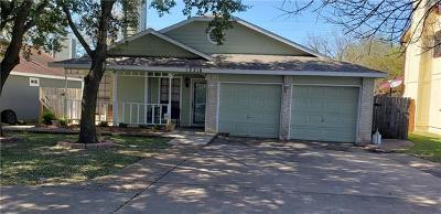 Austin Single Family Home For Sale: 12218 Shropshire Blvd