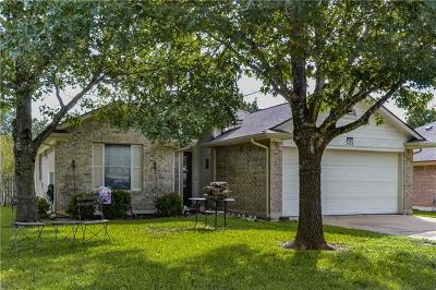 Leander Single Family Home For Sale: 508 Clearcreek Dr