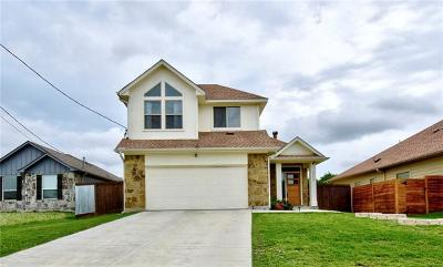 Dripping Springs Single Family Home Pending - Taking Backups: 17516 Village Dr