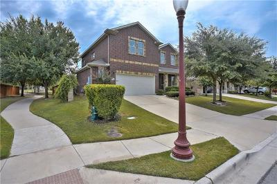 Pflugerville Single Family Home For Sale: 18641 Falcon Pointe Blvd
