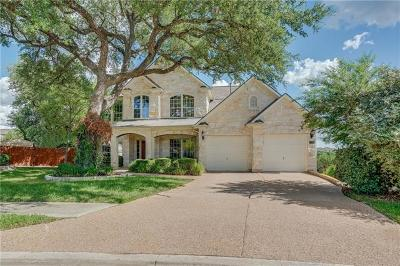Austin TX Single Family Home For Sale: $625,000