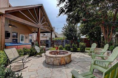 Round Rock Single Family Home Pending - Taking Backups: 1609 Westmeadow Trl