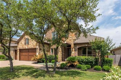 Cedar Park Single Family Home Pending - Taking Backups: 402 Friesian Ln