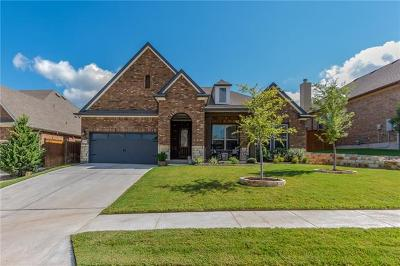 Georgetown Single Family Home For Sale: 136 Claiborne Lake Ln
