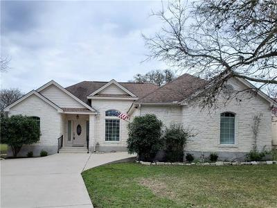 Wimberley Single Family Home For Sale: 97 Brookhollow Dr