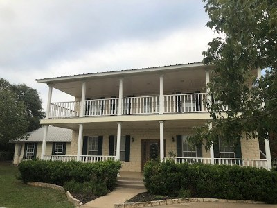 Leander Single Family Home For Sale: 285 County Road 175