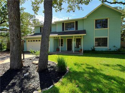 Cedar Park Single Family Home For Sale: 405 Trumpet Vine Trl