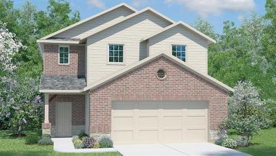 Leander Single Family Home For Sale: 108 Dunlin Ln