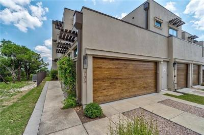 Austin Condo/Townhouse For Sale: 8200 Southwest Pkwy #705