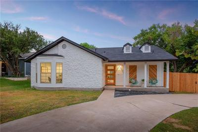 Single Family Home For Sale: 3217 Darnell Dr