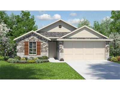 Hutto Single Family Home Pending: 417 Pentire Way