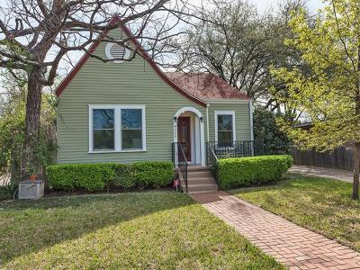Single Family Home For Sale: 4505 Sinclair Ave
