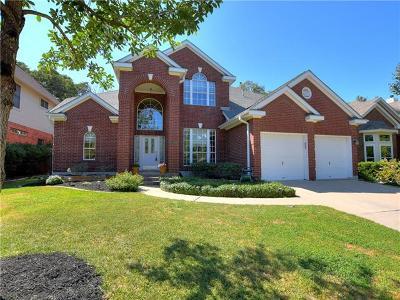 Austin Single Family Home Pending - Taking Backups: 10906 Grassmere Ct