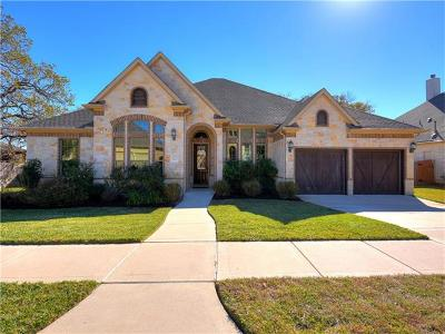 Austin Single Family Home For Sale: 433 Southern Cross Dr