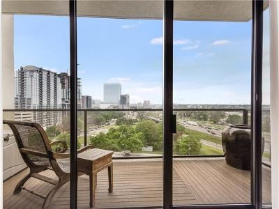 Towers Town Lake Condo Amd Condo/Townhouse For Sale: 40 N Interstate 35 #11B2