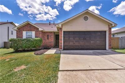 Kyle Single Family Home For Sale: 340 Spillway Dr