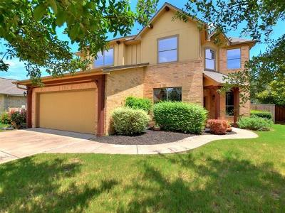 Pflugerville Single Family Home For Sale: 19513 Morgana Dr