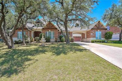 Austin Single Family Home Pending - Taking Backups: 119 Red River Cv