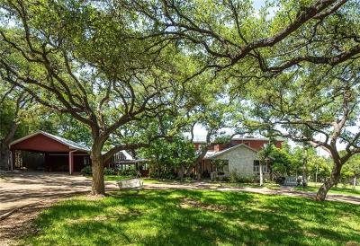 Wimberley Single Family Home For Sale: 10 Chisholm Trl