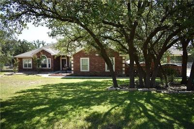 Lampasas Single Family Home For Sale: 325 Sunrise Hls