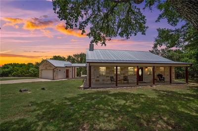Wimberley Single Family Home Pending - Taking Backups: 2 Button Bush