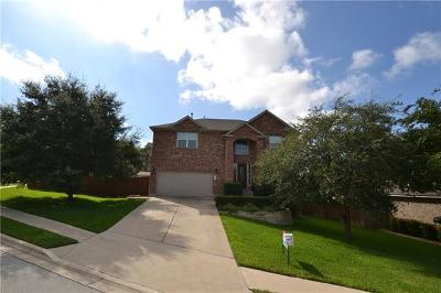Single Family Home For Sale: 2508 Durlston Ct