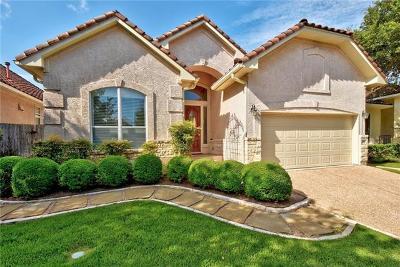 Austin Single Family Home For Sale: 6207 Tasajillo Trl