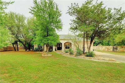 Georgetown Single Family Home For Sale: 6522 N Lakewood Dr
