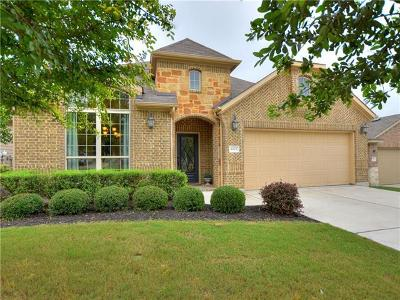 Hutto Single Family Home For Sale: 1005 Beacon Cv
