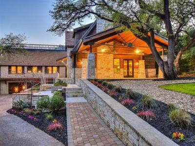 Austin Single Family Home For Sale: 7003 Oak Shores Dr