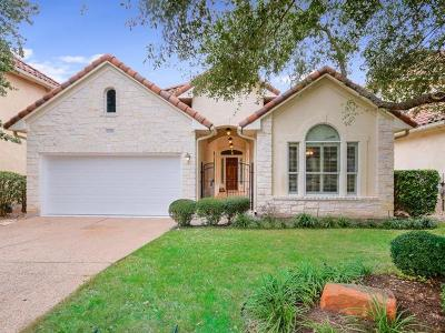 Travis County Single Family Home Pending - Taking Backups: 6206 Tasajillo Trl
