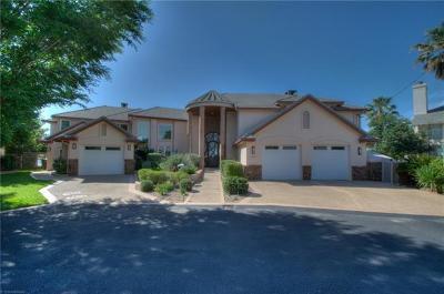 Horseshoe Bay Single Family Home For Sale: 423 Oak Rock Pt