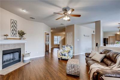 Pflugerville Single Family Home For Sale: 2312 Hayfield Sq