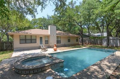 Round Rock Single Family Home For Sale: 123 Bonwood Dr
