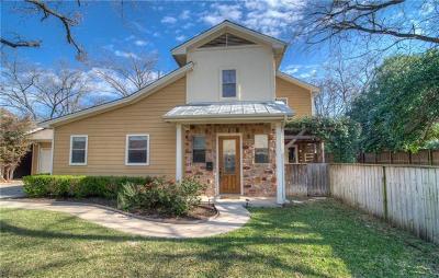 Single Family Home For Sale: 5603 Jeff Davis Ave #B