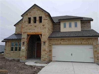 Liberty Hill Single Family Home For Sale: 208 Leon Loop