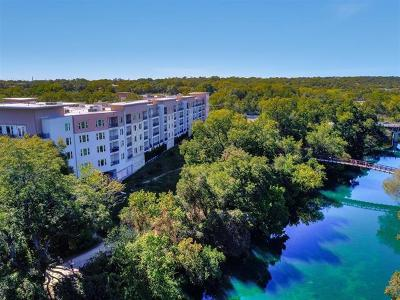 Austin Condo/Townhouse For Sale: 1900 Barton Springs Rd #2011