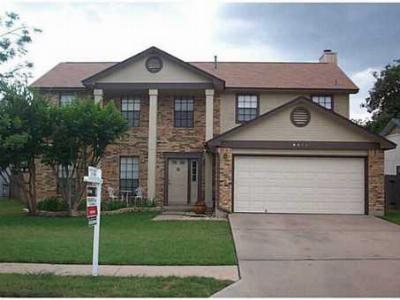 Austin TX Single Family Home Sold: $194,500