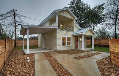 Travis County Single Family Home For Sale: 806 Philco Dr #B