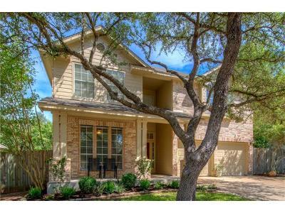 Austin Single Family Home For Sale: 5100 Scottish Thistle Dr