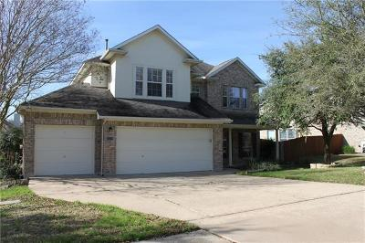 Pflugerville Rental For Rent: 2109 Hayfield Sq