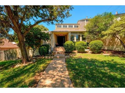 Travis County Single Family Home For Sale: 6216 Indian Canyon Dr