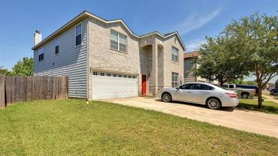 Hays County, Travis County, Williamson County Single Family Home For Sale: 8008 Verbank Villa Dr