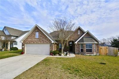 Hutto Single Family Home Pending - Taking Backups: 100 Whitfield St