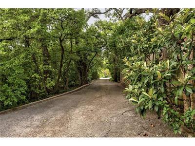 Residential Lots & Land Pending - Taking Backups: 2600 Tanglewood Trl