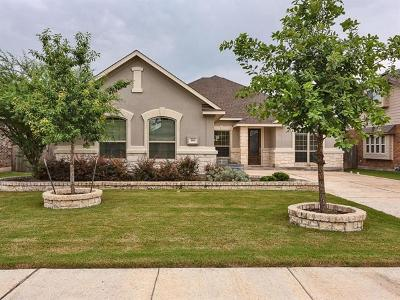Buda Single Family Home For Sale: 166 Summer Night Cv