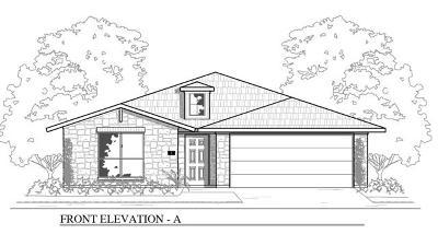 Lago Vista Single Family Home For Sale: 2801 American Drive