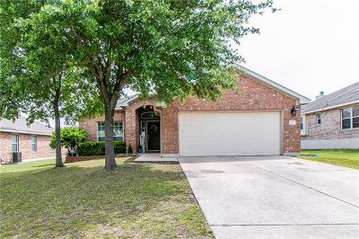 Leander Single Family Home For Sale: 102 S Treasure Oaks Dr