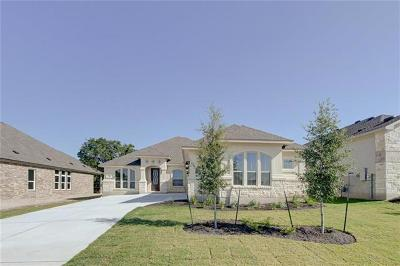 Leander Single Family Home For Sale: 1032 Almeria Bend